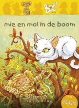Thea Dubelaar , Mie en Mol in de boom AVI start vanaf 6 jaar