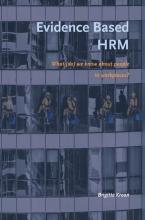 Brigitte Kroon , Evidence Based HRM