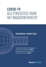 M. Haentjens J.C.A.T. Frima  E. Schmieman  B.P.C. van Weert, Covid-19 als stresstest voor het insolventierecht