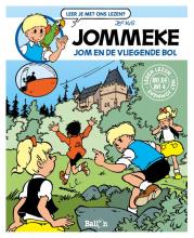 Jenny  Hillen Jom en de vliegende bol