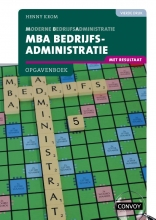 Henny Krom , MBA Bedrijfsadministratie met resultaat