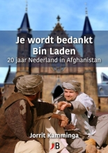 Jorrit Kamminga , Je wordt bedankt, Bin Laden