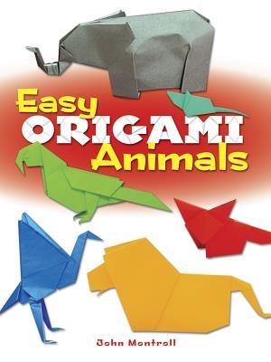 John Montroll,Easy Origami Animals