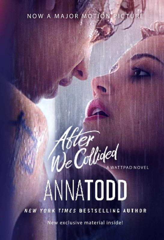 Anna Todd,After We Collided MTI