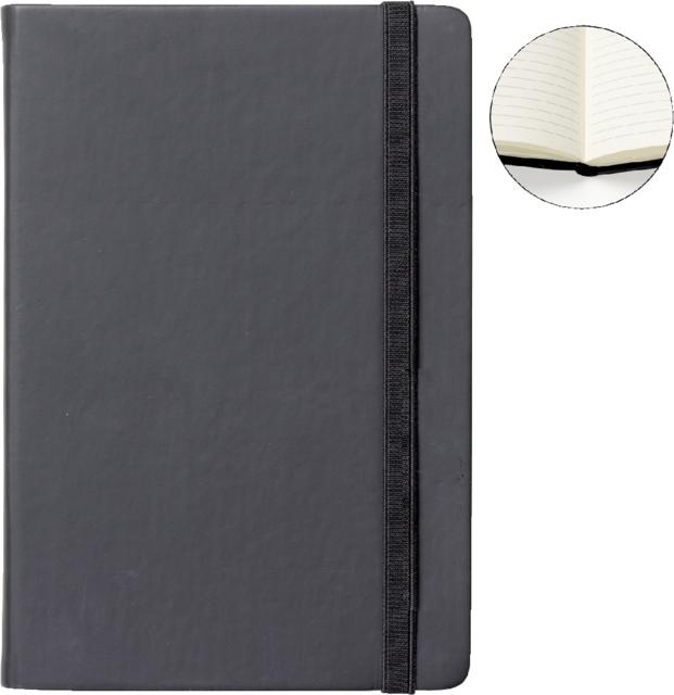 ,Notitieboek Quantore A5 zwart