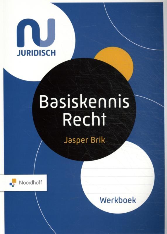 Jasper Brik,Basiskennis Recht