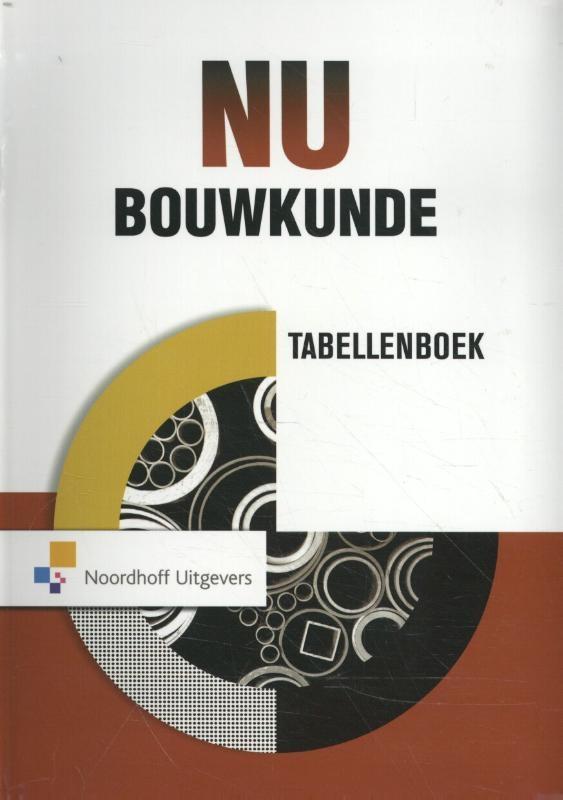 ,Bouwkunde tabellenboek