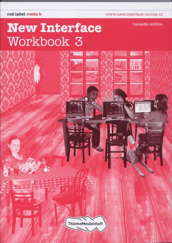 Annie Cornford, Hedzer van der Kooi, Arend Oosterlee, Sandra van de Ven,New Interface Redlabel Vmbo-b Workbook 3