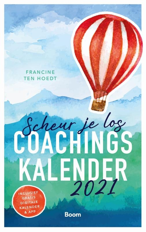 Francine ten Hoedt,Coachingskalender 2021