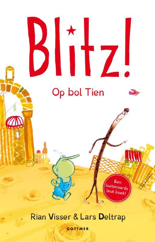 Rian Visser,Op bol Tien