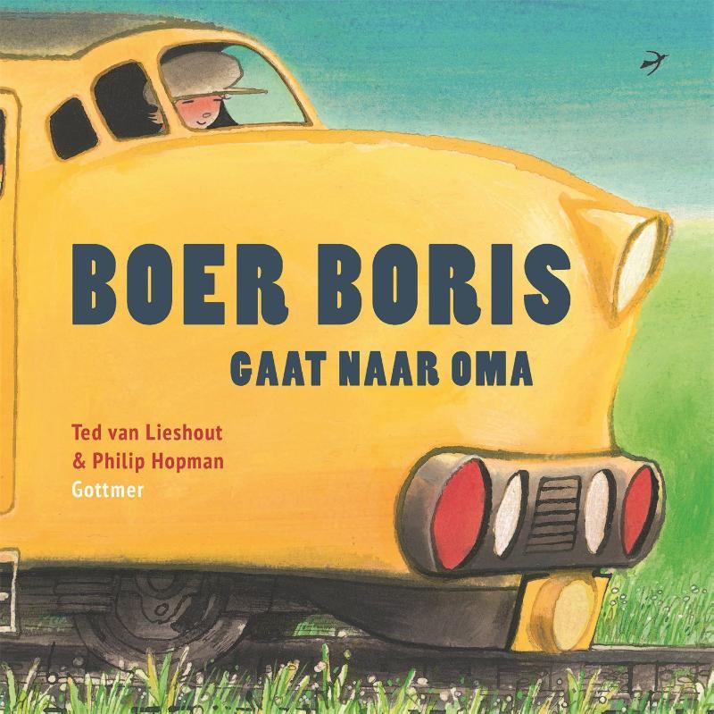 Ted van Lieshout,Boer Boris gaat naar oma
