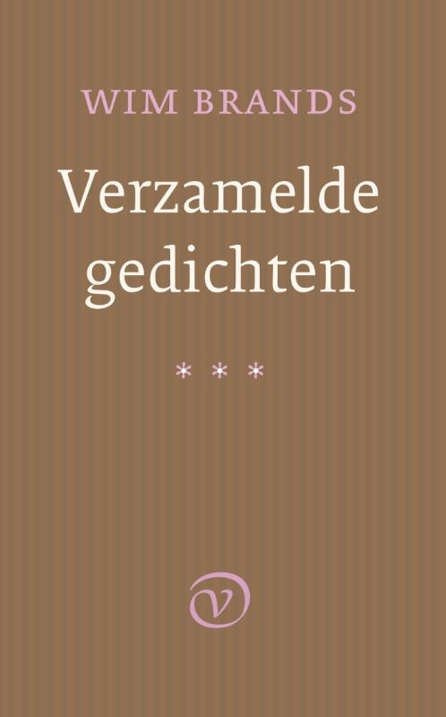 Wim Brands,Verzamelde gedichten