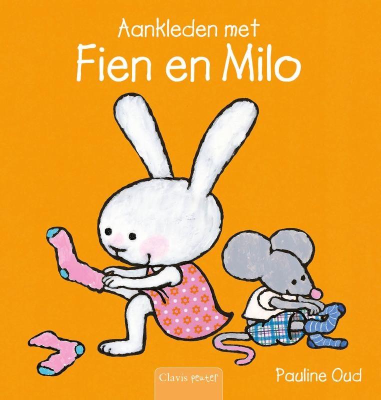 Pauline Oud,Aankleden met Fien en Milo