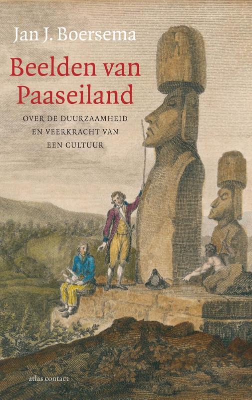 Jan, J Boersema,Beelden van Paaseiland