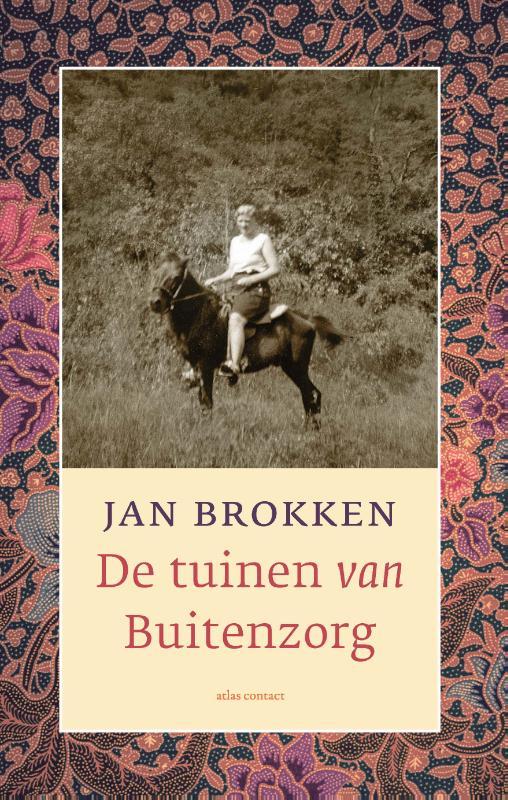 Jan Brokken,De tuinen van Buitenzorg