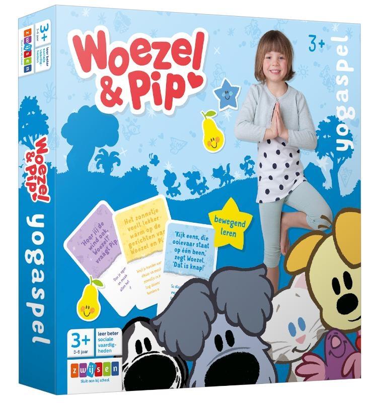 ,Woezel & Pip yogaspel