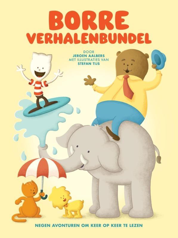 Jeroen Aalbers,Borre verhalenbundel