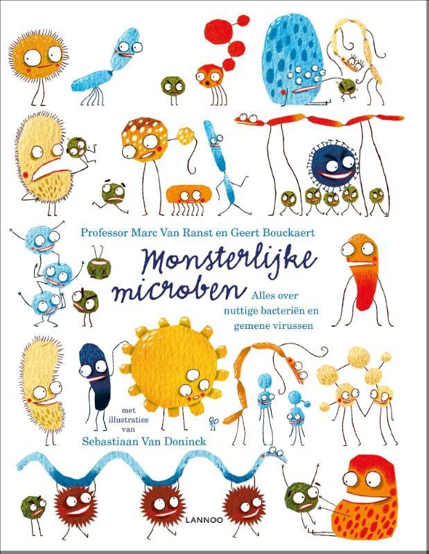 Marc van Ranst, Geert Bouckaert,Monsterlijke microben