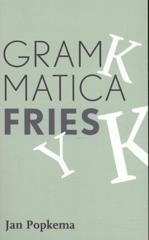 Jan Popkema,Grammatica Fries