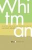 Whitman, Walt                 ,  Kinnell, Galway,Essential Whitman