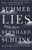 Schlink, Bernhard,Summer Lies