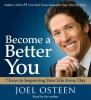 Osteen, Joel,Become a Better You