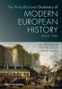 Atkin, Nicholas,The Wiley Blackwell Dictionary of Modern European History Since 1789