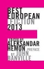 ,Best European Fiction 2013