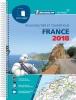 ,Atlas Michelin (klein formaat) Frankrijk 2018
