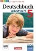 Wagener, Andrea,Deutschbuch 5. Schuljahr. Arbeitsheft mit Lösungen und Übungs-CD-ROM Gymnasium Rheinland-Pfalz
