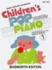 Heumann, Hans-Günter,Childrens Pop Piano 1