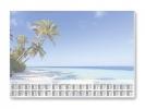 ,bureauonderleggers Sigel 59,4x41cm 30 vel Beach