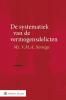 V.M.A.  Sinnige,De systematiek van de vermogensdelicten