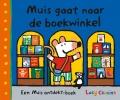Lucy  Cousins,Muis gaat naar de boekwinkel