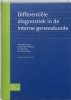 ,Differentiele diagnostiek in de interne geneeskunde  Nieuw isbn pakket isbn 9789036809443