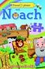 Josh  Edwards,Puzzelplezier met Noach