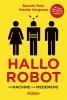<b>Bennie  Mols, Nieske  Vergunst</b>,Hallo robot