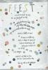 Ann  Verstraete ,Plint set van 10 poëziekaarten `er zit een feest in mij`