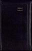 ,Micro Statenvertaling Psalmen 12 gezangen zwart leer goudsnee index