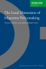 <b>Maren Borkert, Tiziana Caponio (red.)</b>,The Local Dimension of Migration Policymaking