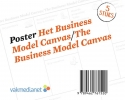 <b>Alexander  Osterwalder, Yves  Pigneur</b>,Poster Businessmodel Canvas/Poster The Business Model Canvas