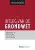 <b>Ernst  Hirsch Ballin, Eric  Janse de Jonge, Gert-Jan  Leenknegt</b>,Uitleg van de Grondwet