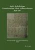 <b>P.D.  Spies</b>,Ambt Nederbetuwe Commissoriale Zaken en Proceskosten 1654-1764