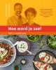 <b>William  Cortvriendt, Prins van den Bergh</b>,Hoe word je 100? Het kookboek