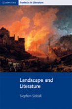 Siddall, Stephen Landscape and Literature