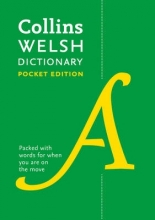Collins Dictionaries Collins Spurrell Welsh Dictionary Pocket Edition