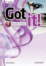 Got It! 3: Teacher`s Book Pack