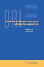 Institute of Medicine,   Food and Nutrition Board,   Linda D. Meyers,   Carol West Suitor Dietary Reference Intakes Research Synthesis