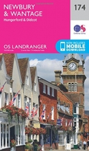 Ordnance Survey Newbury & Wantage, Hungerford & Didcot