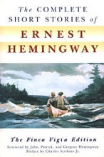 Hemingway, Ernest The Complete Short Stories of Ernest Hemingway